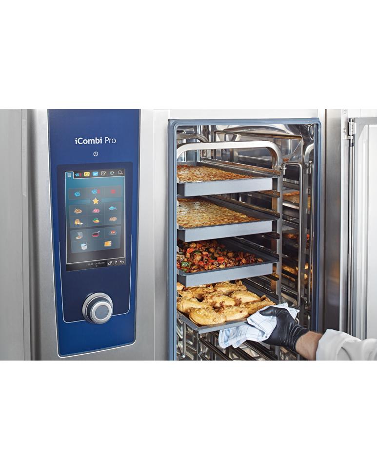 Cuisson multi-produits avec le modèle iCombiPro 10-1/1