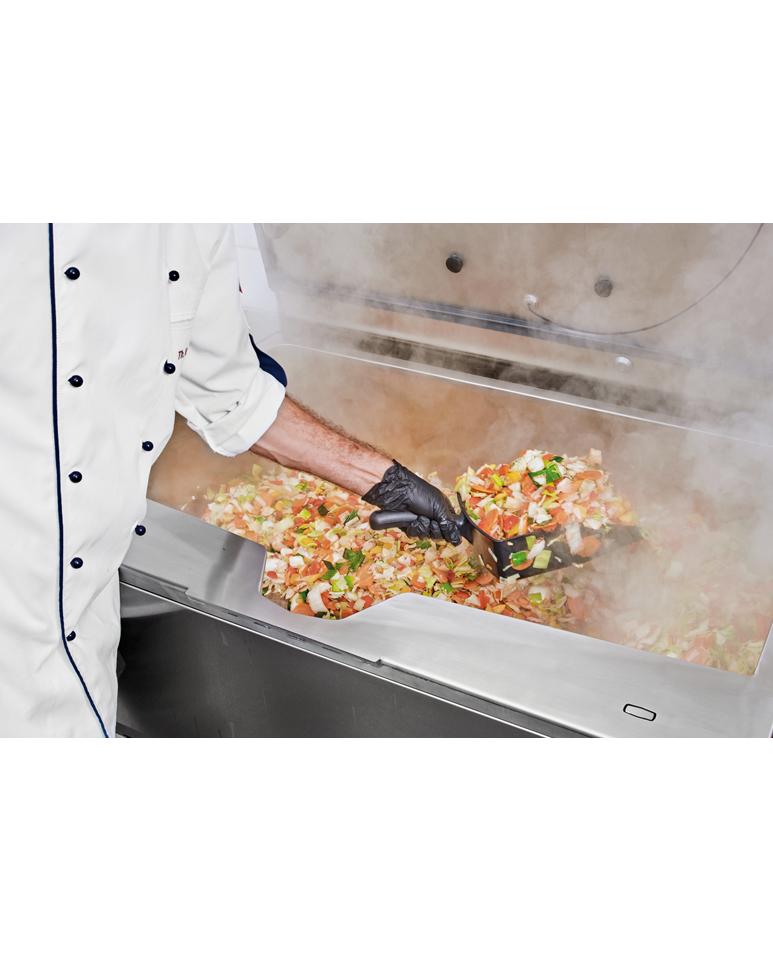 Légumes poêlés avec le modèle Pro XL
