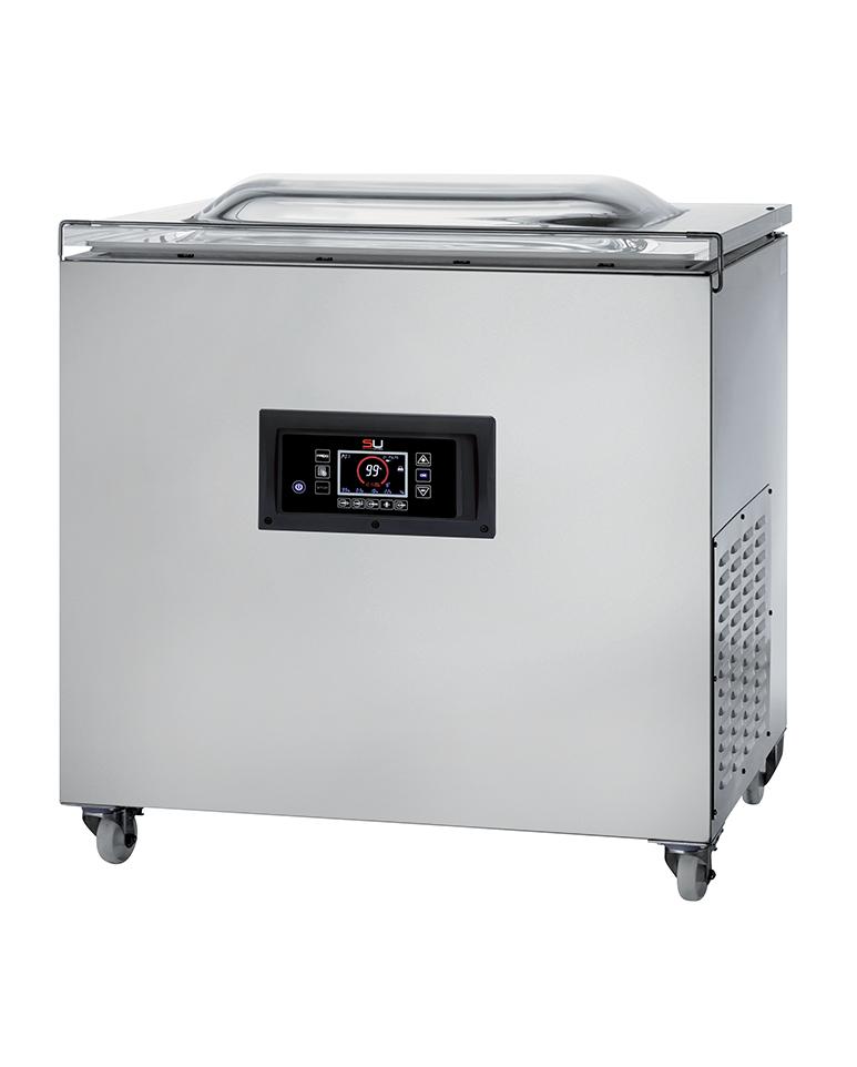 Machine sous-vide double barre de soudure - série 800