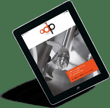 Visionner notre nouveau catalogue sur tablette