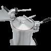 Piston facilement démontable, nouvelle clé-vis d'extraction du piston