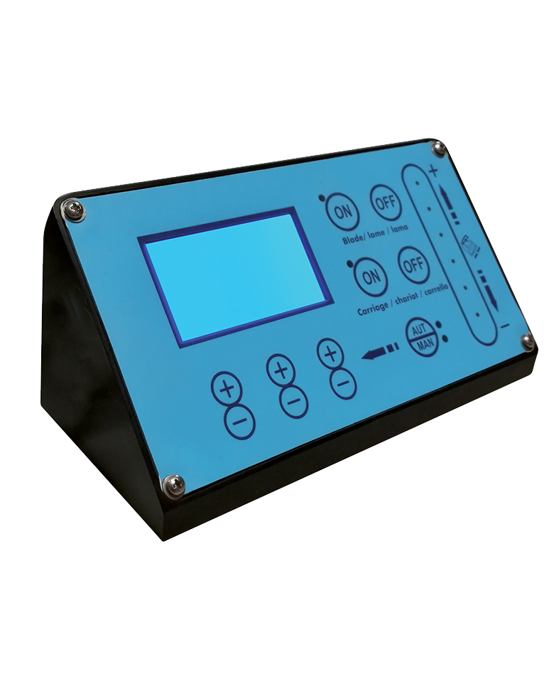 Boîtier de programmation (écran tactile)